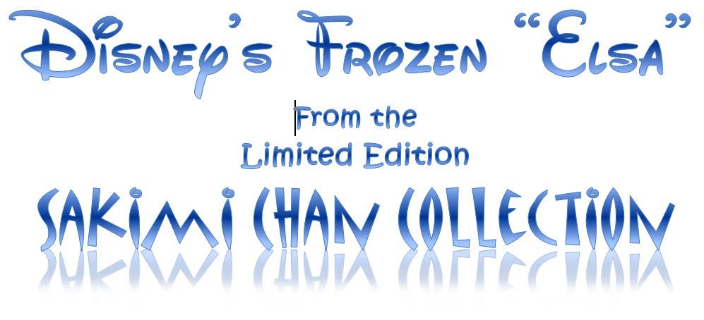 Details about Disney Frozen Elsa Limited Edition Sakimichan Collection  X-Stitch Pattern CD